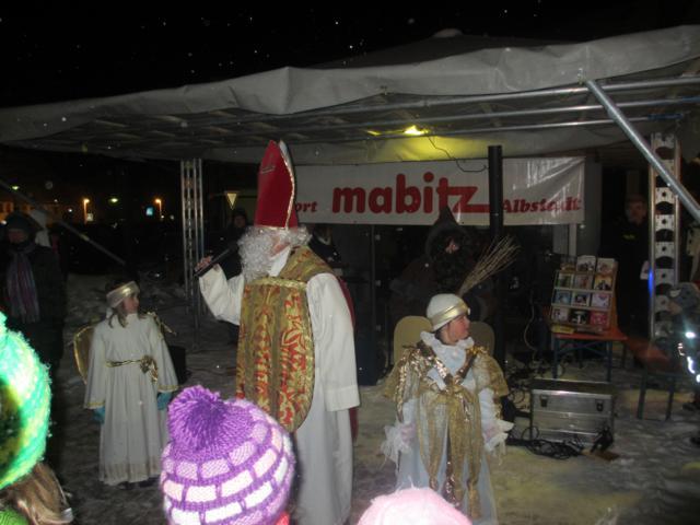sawa Weihnachtsmarkt  in Meßstetten-Hartheim