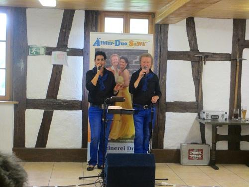Tanztee Aelbler Duo Sawa