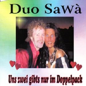 aelbler schlagerduo sawa uns zwei gibts nur im doppelpack